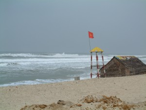 Cina beach